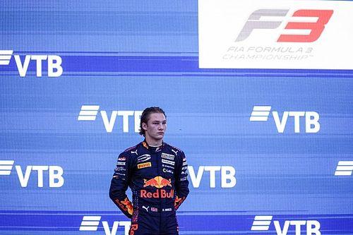 Juara F3 2021 Ambil Bagian dalam Tes Pengembangan BanPirelli