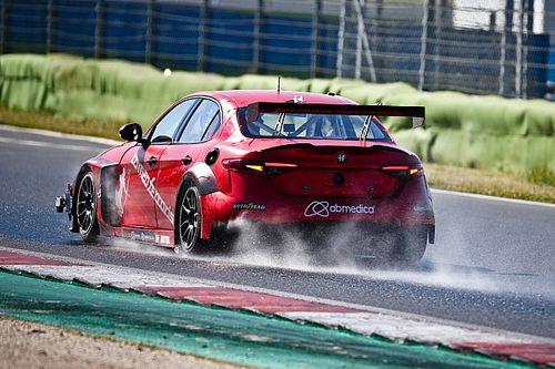 Alfa Giulia ETCR: 250km senza guai e a piena potenza da 500kW