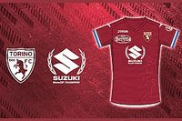 Il Mondiale MotoGP Suzuki celebrato dalla maglia del Torino FC