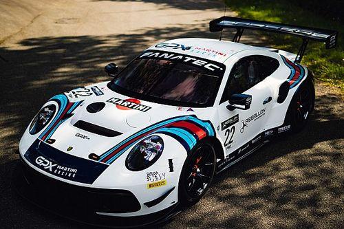 GTWC: Porsche omaggia Le Mans '71 con la livrea Martini a Monza