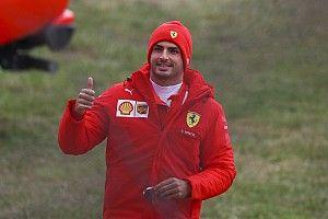 "Sainz: ""I tifosi Ferrari regalano già sensazioni speciali"""