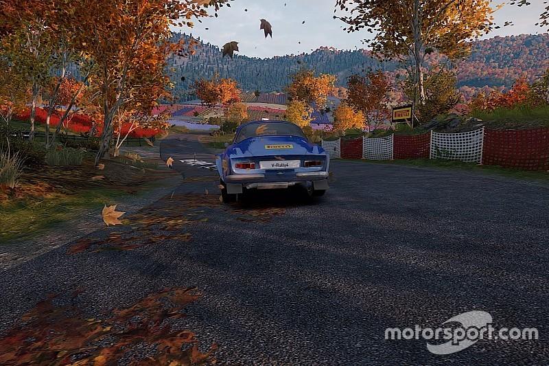 'V-Rally 4', un regreso esperado 16 años después