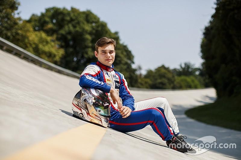 GP3 в Монці: Бекманн продовжив серію поулів