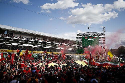 F1: in vendita i biglietti per il GP d'Italia a Monza