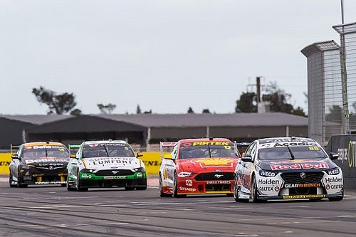Supercars signs off on 2020 aero packages