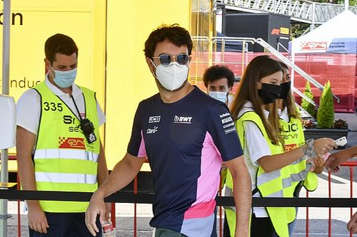 """Oficial: """"Checo"""" Pérez vuelve a la F1 en el GP de España"""