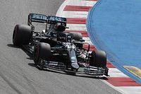 西班牙大奖赛FP2:汉密尔顿最快,反超博塔斯0.2秒