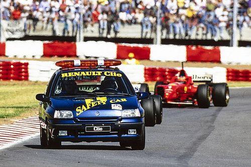 ギャラリー:F1におけるセーフティカーの歴史……1973-2019