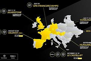 Renault Sport crée sept rendez-vous pour les fans