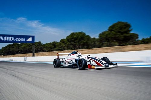 Promoted: Winfield Racing School announces 2019 Volant programme