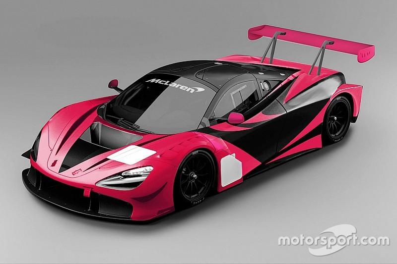 McLaren, Team Goh'la Super GT'ye döneceğini resmen açıkladı