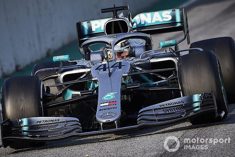 В Mercedes допустили, что им придется копировать у Ferrari концепцию переднего крыла