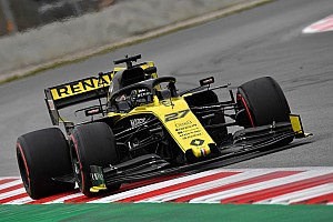Hulkenberg tops opening week of Barcelona F1 testing