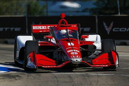 Ericsson blijft VeeKay voor en pakt verrassende eerste IndyCar-zege