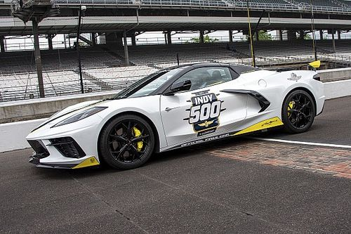 2021 Indy 500 Pace Car: What is it and who's driving it?