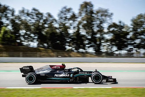 F1 Spanish GP: Bottas tops disrupted FP1 from Verstappen and Hamilton