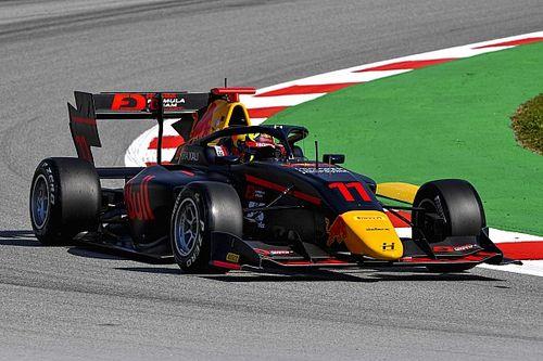 F3バルセロナ:岩佐歩夢、波乱のレース2を生き残り7位初入賞。優勝はコールドウェル