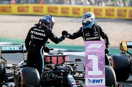 F1 2021: así está el duelo entre compañeros en clasificación