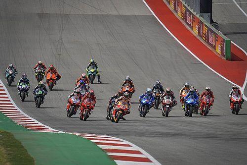 MotoGP-kalender telt in 2022 maar liefst 21 races