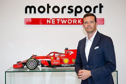 شبكة موتورسبورت تعين أوليفر سيسلا بمركز الرئيس التنفيذي