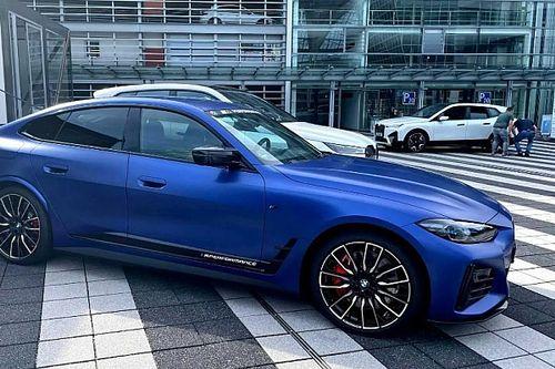 Az M Performance csomag még egy elektromos BMW-t is brutálissá tesz