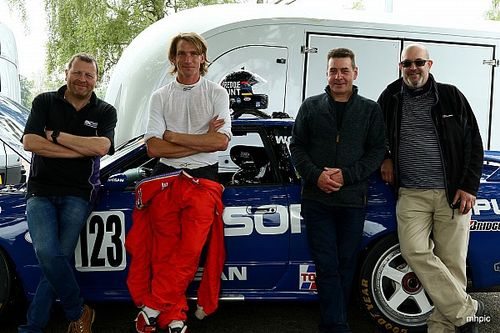 Freddie Hunt, son of F1 champion James, set for historic racing debut