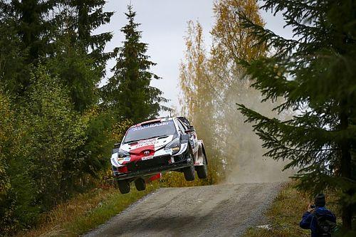 Evans geeft titelkansen een boost met overwinning WRC Finland