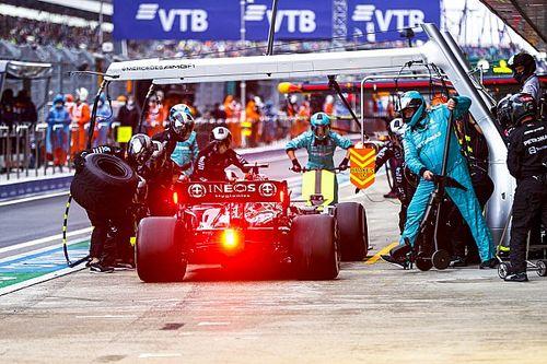 """How Mercedes made the """"blind faith"""" call that won Hamilton his 100 milestone at Sochi"""