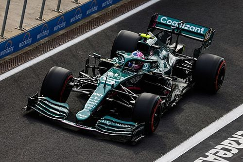 Weight a key factor in Aston Martin's tweaked green F1 livery choice