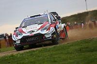 Malgré le podium, Ogier tire un bilan contrasté du Rallye d'Estonie