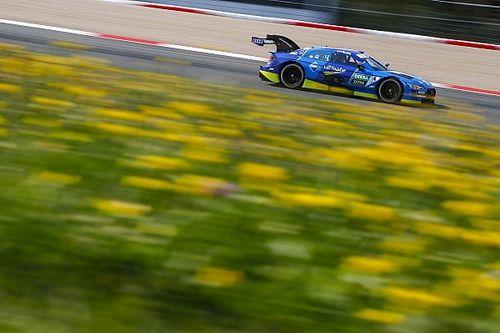 Фрейнс обогнал Мюллера на трассе и приблизился к нему в общем зачете DTM