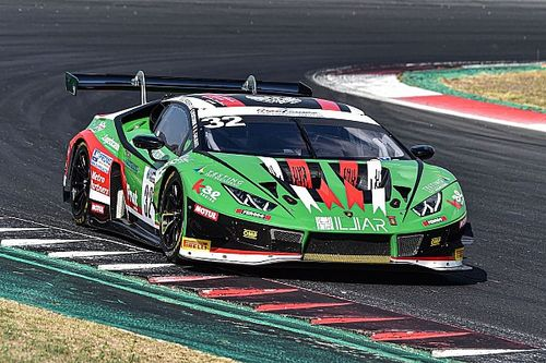 GT Italiano, Vallelunga: pole per Imperiale Racing