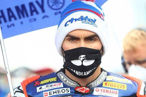 Jerez WSBK yarışında Davies'in yerini Baz alacak