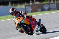 Moto3カタルニア予選:日本勢苦戦気味、最上位は8番手鳥羽。PPはアルボリーノ