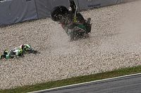 Las mejores fotos de la clasificación del GP de Catalunya de MotoGP