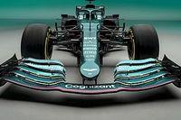 Aston Martin F1 presenta el AMR21 con el que Vettel quiere seguir soñando