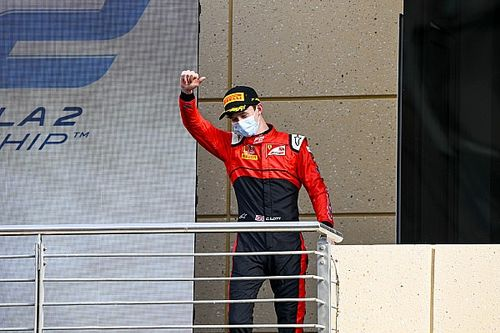 F2 frontrunner Ilott misses out on 2021 Formula 1 seat