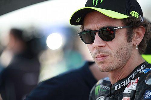 Valentino Rossi tests positive for COVID-19 again