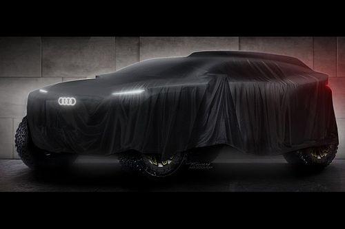 Kembangkan Powertrain, Audi Incar Juara Dakar 2024