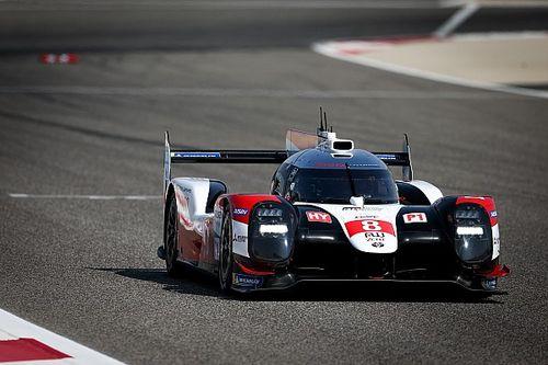 Bahreyn WEC: Son antrenmanın lideri #8 Toyota