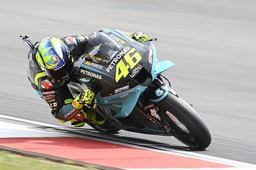 Rossi 'bezorgd' over huidige vorm