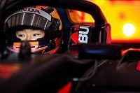ホンダ、2020年の四輪育成枠を発表。角田裕毅、FIA F2に参戦決定