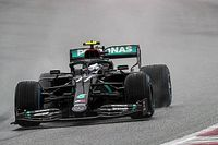 Bottas explains 1.4s gap to Hamilton in qualifying