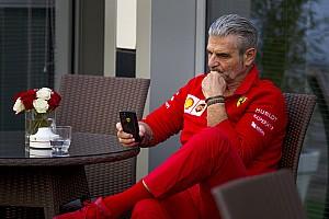 Arrivabene: Belki de Vettel'e kendisini savunması için dirseklik vermeliyiz!