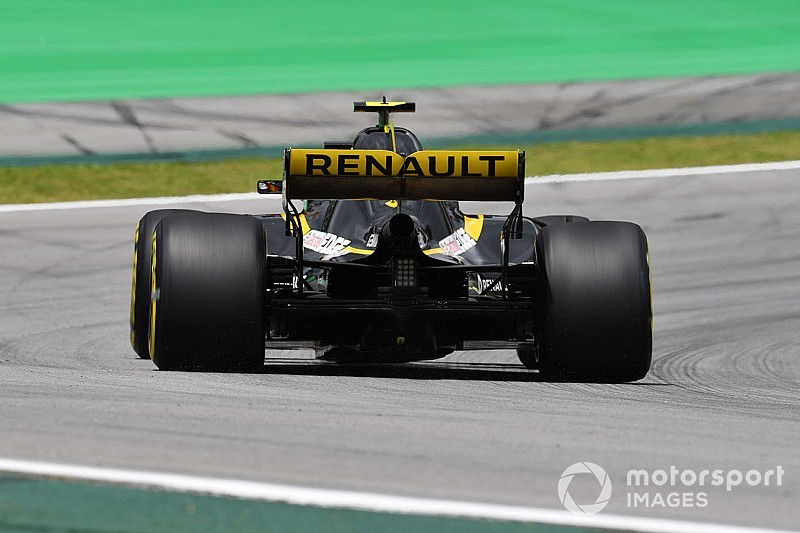 """Renault making """"strong progress"""" with 2019 F1 car"""