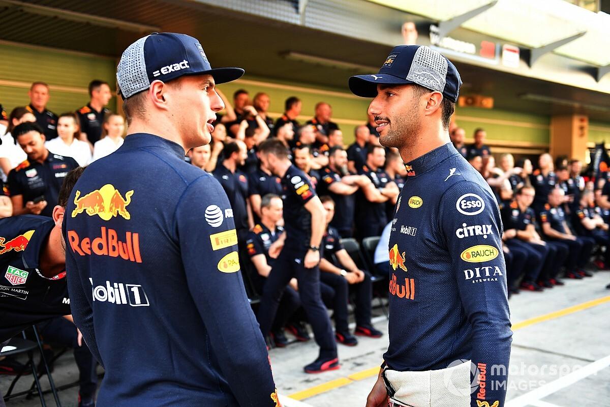 Ricciardo contesta a Horner y su acusación de