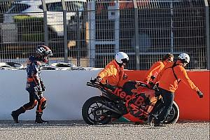 Zwei Stürze: Muss Johann Zarco seinen Fahrstil auf der KTM ändern?