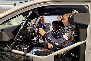 «Для мене тут усе нове». Льоб - про дебют у WRC за Hyundai