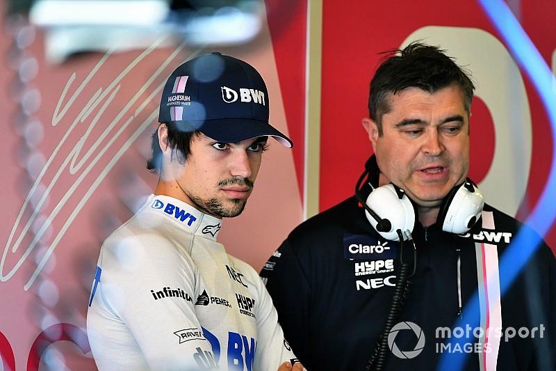 Stroll határozottan látja magán a fejlődést, hiába a nagyon gyenge F1-es szezonja