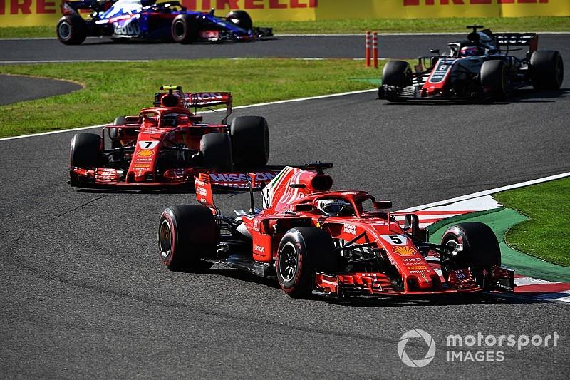 Vettel: Ferrari must address missing pace in
